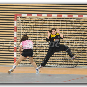 VECHandball 1/4 de finale contre Serris 06.05.12