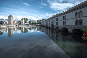 Strasbourg-Ponts Couverts-Barrage Vauban-230716-0014